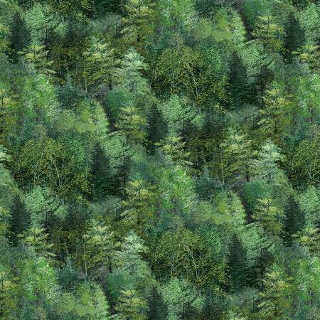 Green Packed Trees