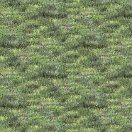 3203 Green Grass Texture