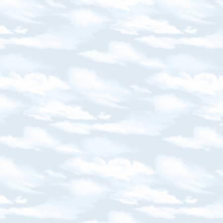 Light Blue Valley Sky