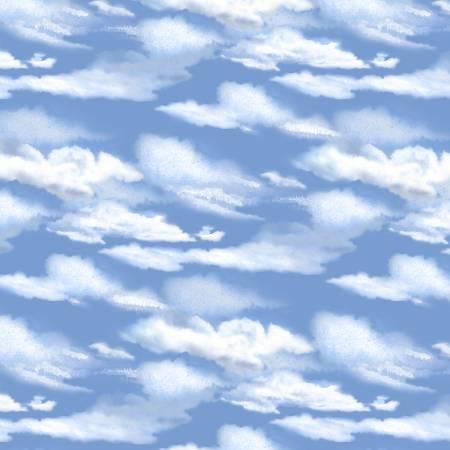 Blue Valley Sky