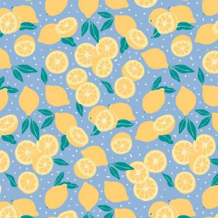 Blue Lemons