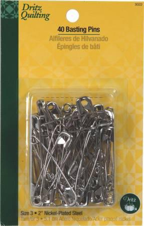 Basting Pins Size 3