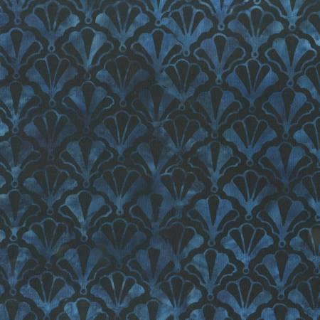 ANTH- Navy Batik Shells