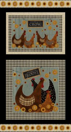 Multi Roost Panel 23 x 44