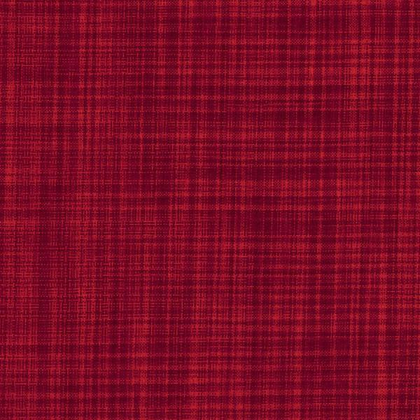 Crimson Yarn Dyed Woven