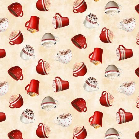 Cream Tossed Hot Chocolates - 30524-232