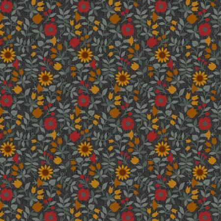 Roost Black Ashville Floral