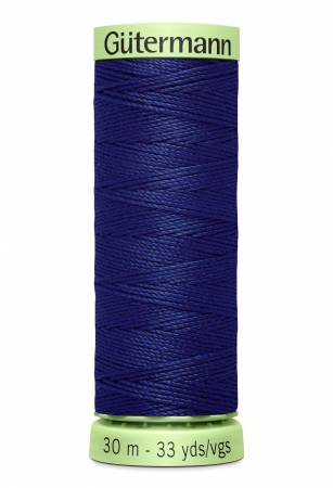 Heavy Duty Polyester Topstitching Thread 30m/33yds Brite Navy