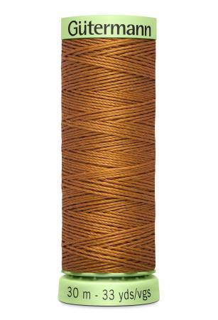 Heavy Duty Polyester Topstitching Thread 30m/33yds Bittersweet