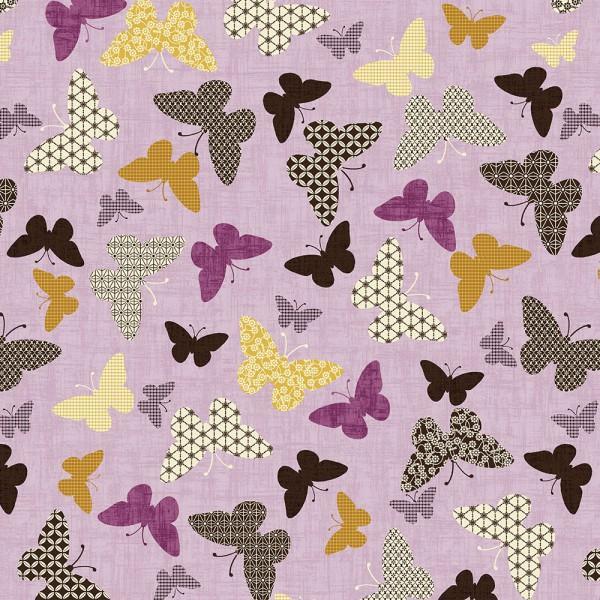 Kimono Garden Butterflies