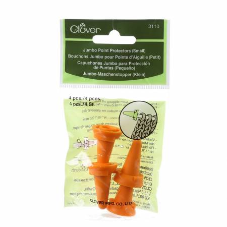 Jumbo-Small Clover Point Protectors 4 ct