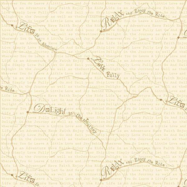Beige Map
