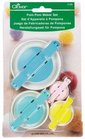 Pom Pom Maker Set