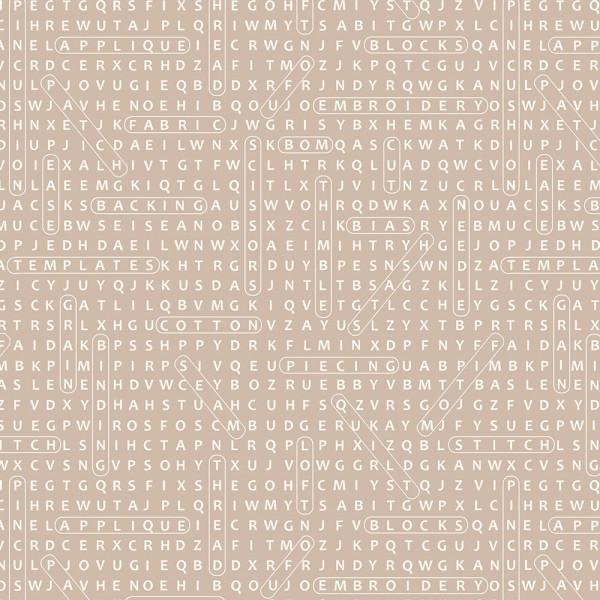 Small Talk 3141Taupe Word Search