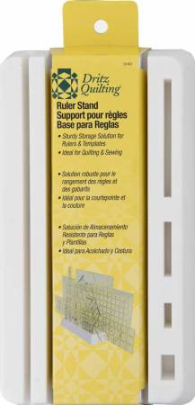 Dritz Ruler Stand - 10 Slots