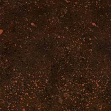 Essentials by Wilmington Prints Dark Brown Spatter