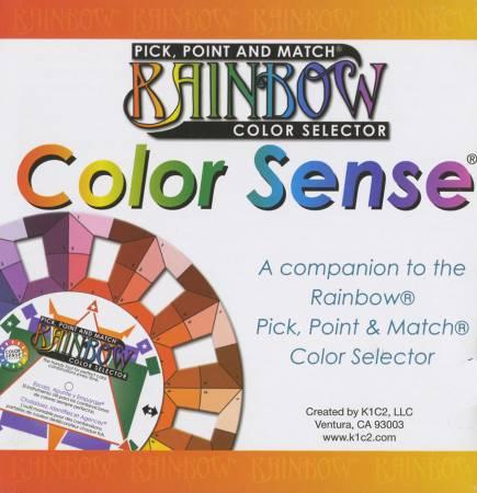 Rainbow Color Wheel
