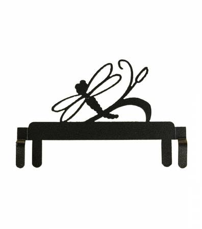 6in Dragonfly Header Charcoal