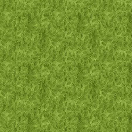 Happy Gatherings - Leaf Toss<br>32057-777 - Green Tonal