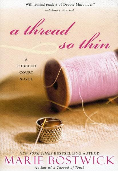 Thread So Thin, A  - Softcover