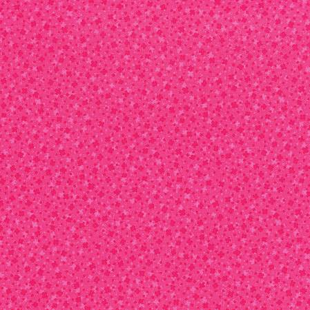 Hot Pink Square Dance