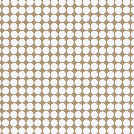 Flourish Dots 3240206 Taupe