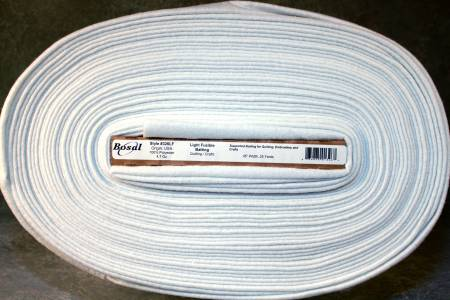 Single Sided Light Fusible Batting 4.7oz 45in x 25yd