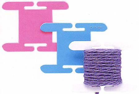 Clover Knitting Bobbins Set 6ct