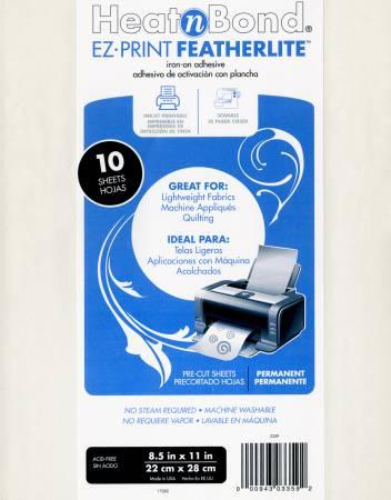 EZ Print Featherlite 8-1/2in x 11in 10pk