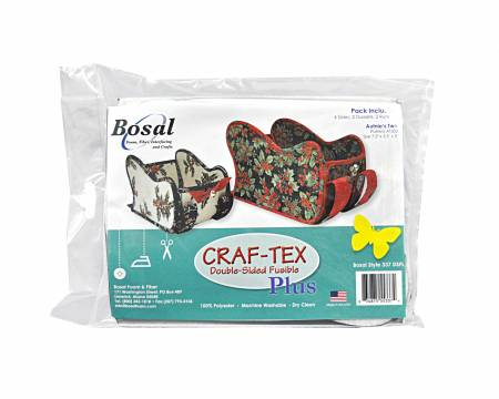 Bosal - Winter Sleigh Double Sided Fusible Package