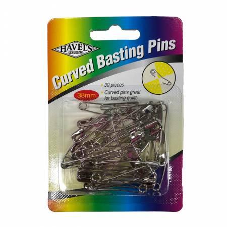 Basting Pins 38mm 30pk