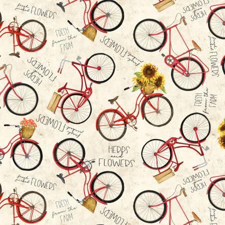 Tan Bikes Allover 1665 33840 235