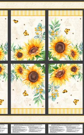 Multi Sundance Meadow Placemat Panel