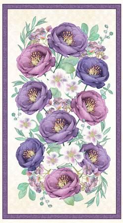 Violette PANEL - Multi Violette Large Panel