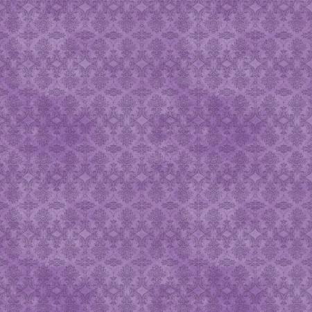 Wilmington Violette 33861-660 Purple Damask