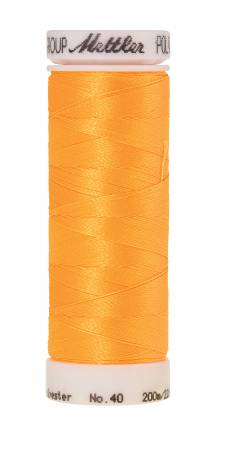 Poly Sheen Polyester Embroidery Thread 40wt 220yd Sunset