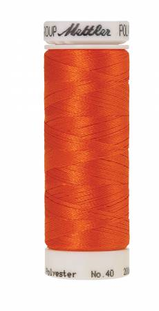 PolySheen Polyester Embroidery Thread 1310 Hunter Orange