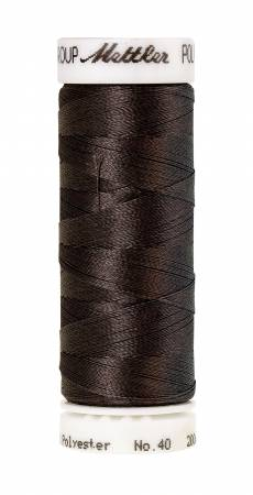 PolySheen Polyester Embroidery Thread 2776 Black