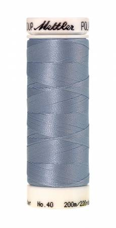 Poly Sheen Polyester Embroidery Thread 40wt 220yd Winter Sky