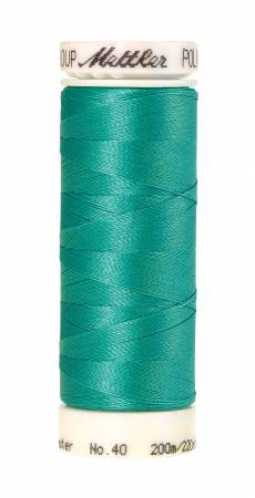 Poly Sheen Polyester Embroidery Thread 40wt 220yd Baccarat Green