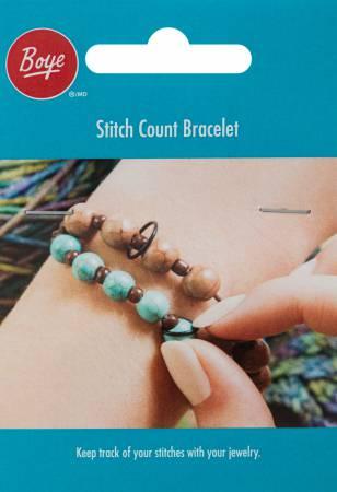 Boye Stitch Counter Bracelet