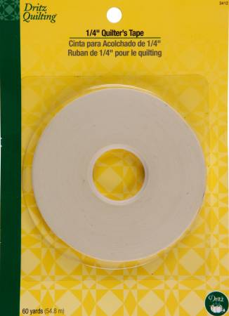 Quilters Tape-1/4 in SS X 60 yards