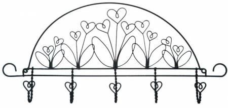 Flower Garden Accessory 22in Holder-Ackfeld - 3557