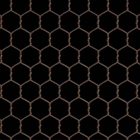 Black Chicken Wire