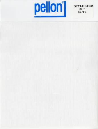 Ez Stitch Perforated Light Weight Tear Away For Embroidery 20inx15yds White