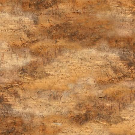 Brown Forest Textured Flannel Cabin Welcome 36107 222