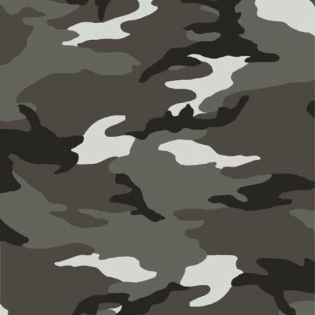 Grey Camouflage by  Windham
