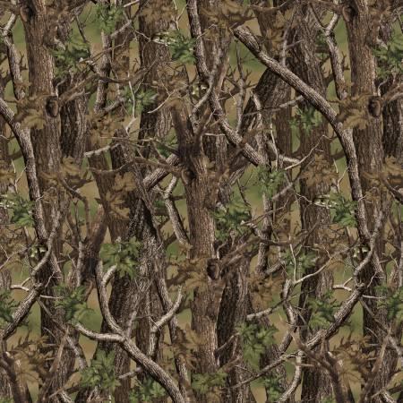 Multi Woodland Camouflage