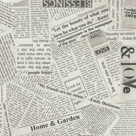 Spackle Newsprint