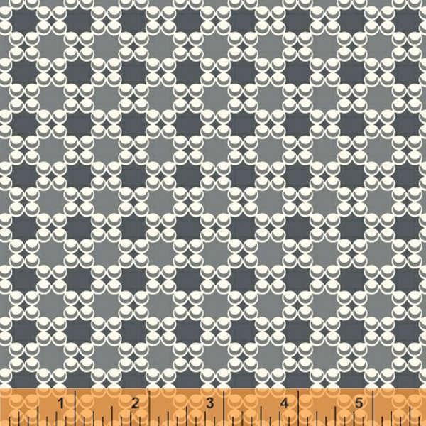 Grey Mono Geometric